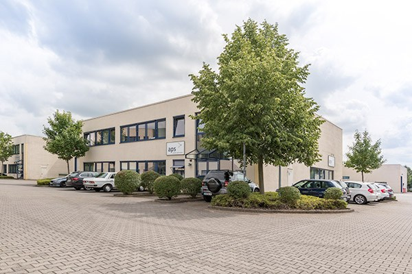 aps Aviation Parts Service, Standort Mönchengladbach