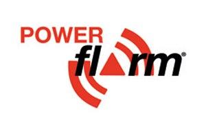 Power flarm